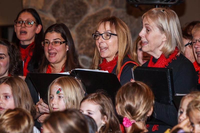 Whistler Singers and Whistler Children's Chorus